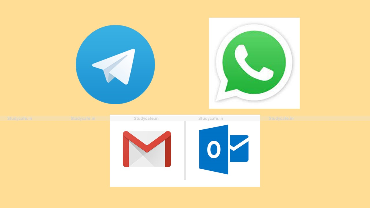 SC allowed service of notices/summons/ document via WhatsApp, Telegram in addition to e-mail