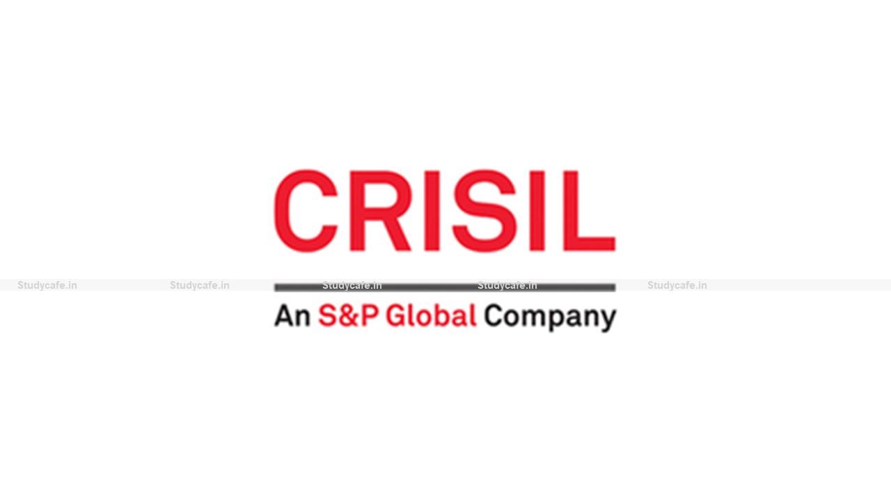 Job Vacancy for CA, ICWA, CFA at CRISIL Limited