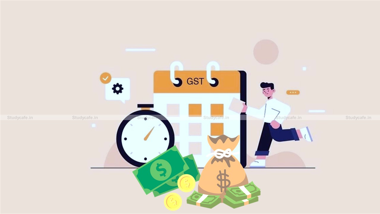 GSTR-3B Returns Late Fees Chart