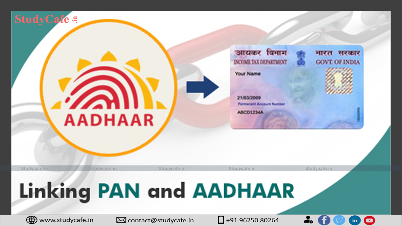 Benefits and Procedure of Linking Aadhar with PAN