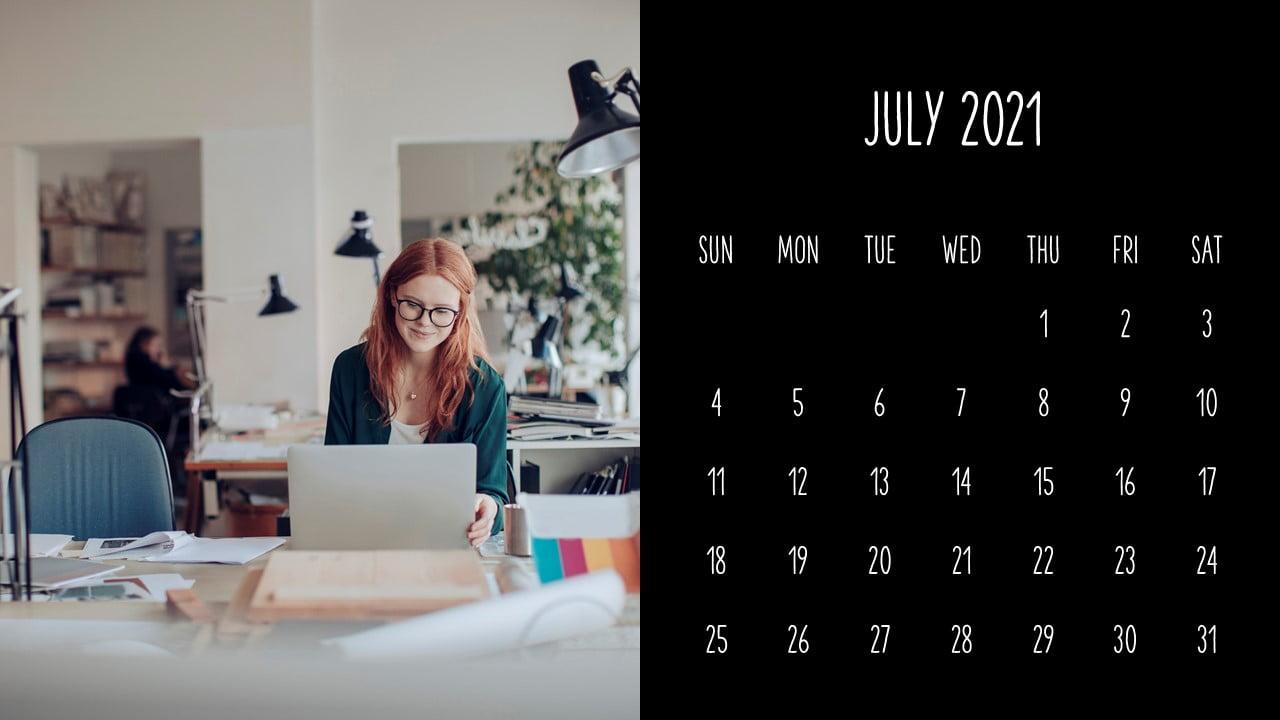 Tax Compliance Calendar July 2021
