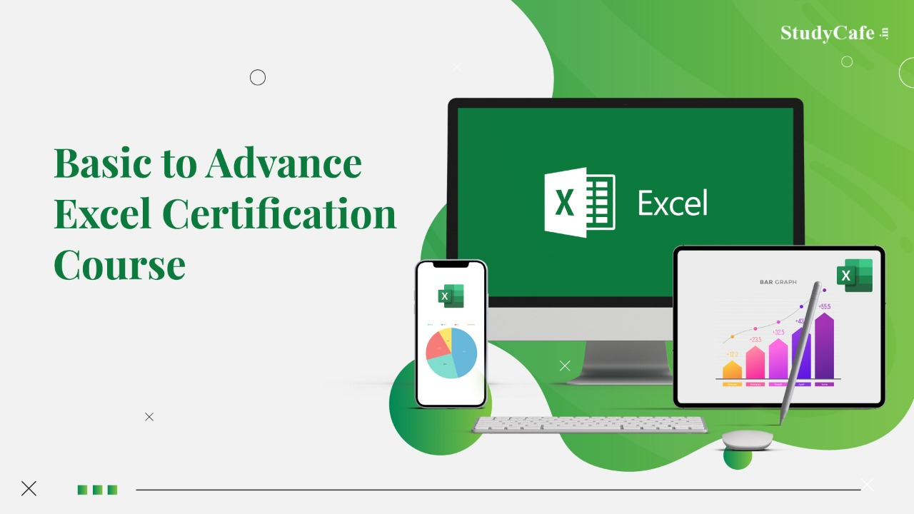 Join 6 Days Microsoft Excel Basic to Advance Certificate Course