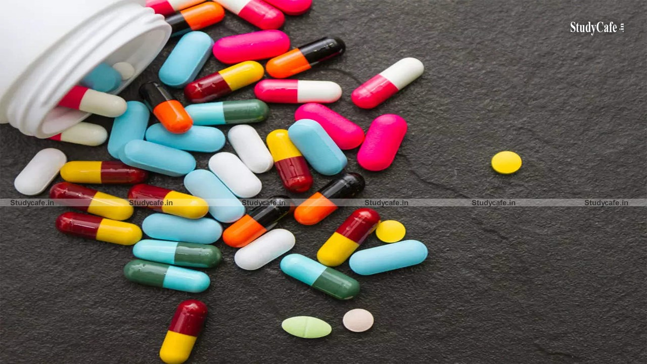 Commerce Ministry for imposing anti-dumping duty on pharma API from China