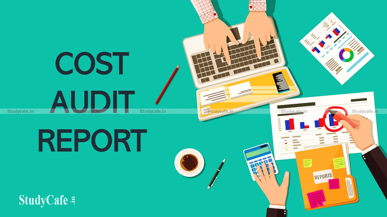 Deadline for submitting the Cost Audit Report to the Board of Directors has been extended by MCA