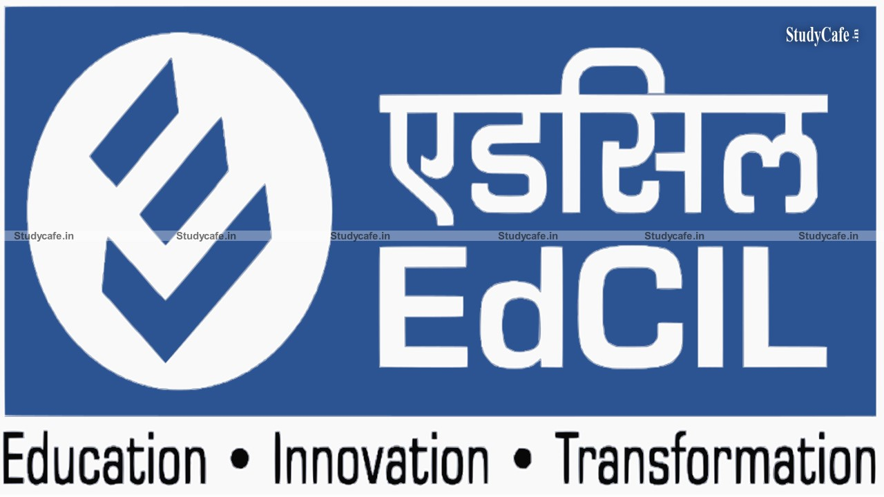 EDCIL India Limited invited Applications from Chartered Accountant firm for Internal Audit