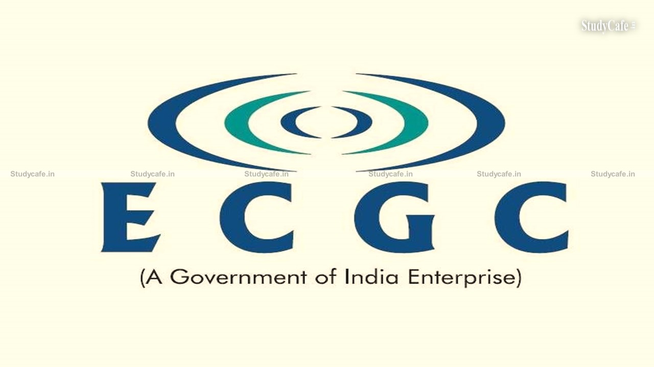 Government approves Rs. 4,400 crore investment in ECGC Ltd. in 5 years to provide support to exporters as well as banks