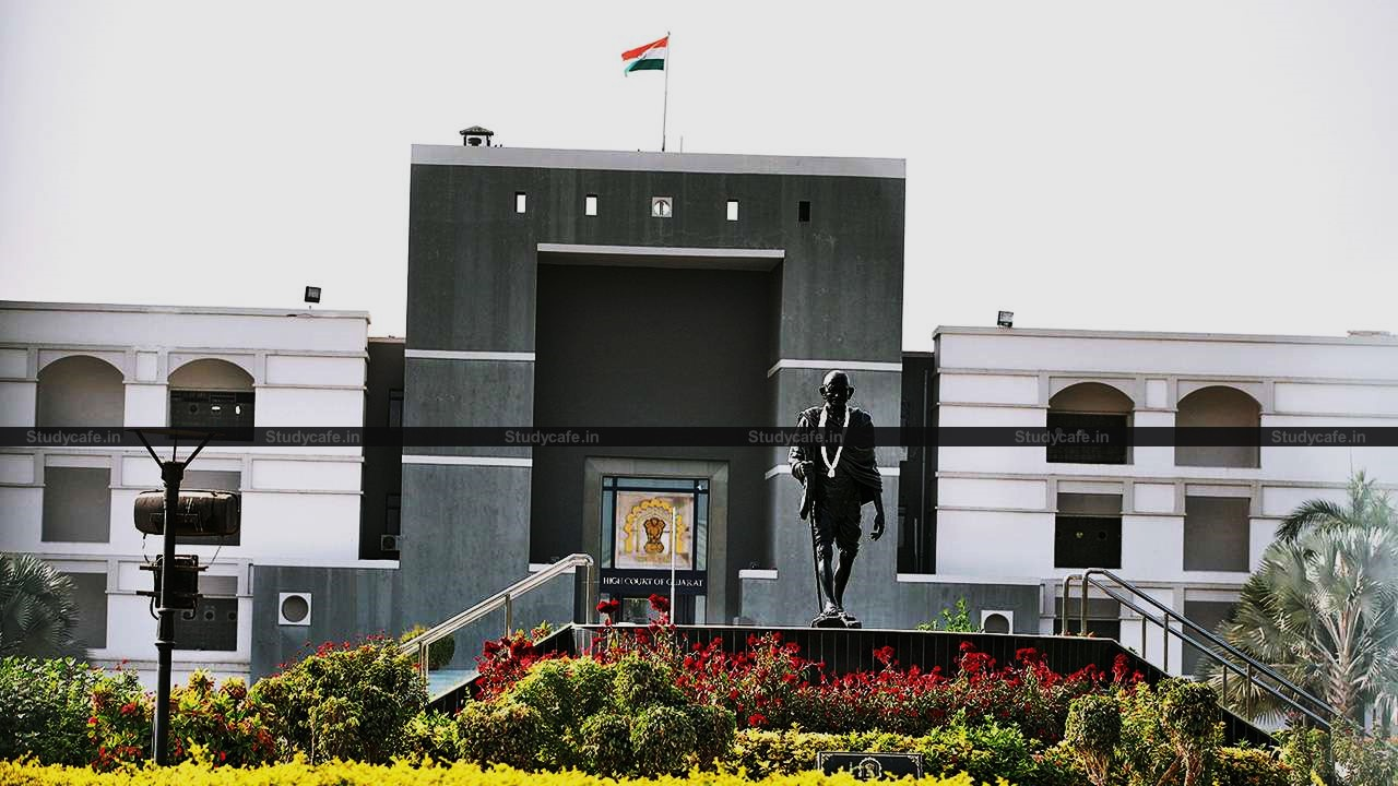 Gujarat HC- Information received with direct nexus for formation of belief us 147 of Income Tax Act