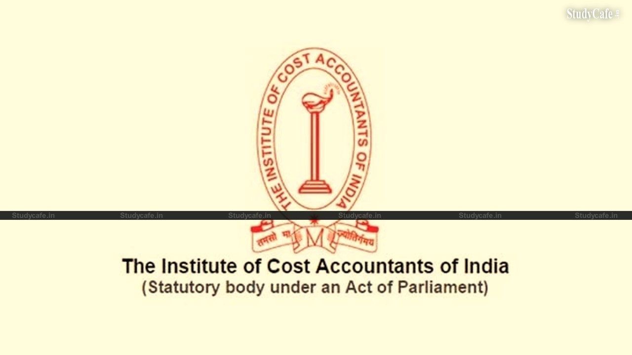 ICMAI extends date of admission for CAT course Dec 2021 examination