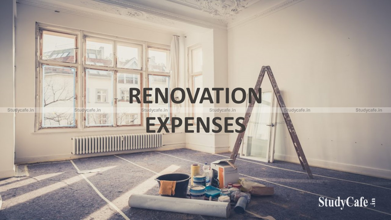 Renovation expenditure in leased premises should be allowed as revenue expenditure