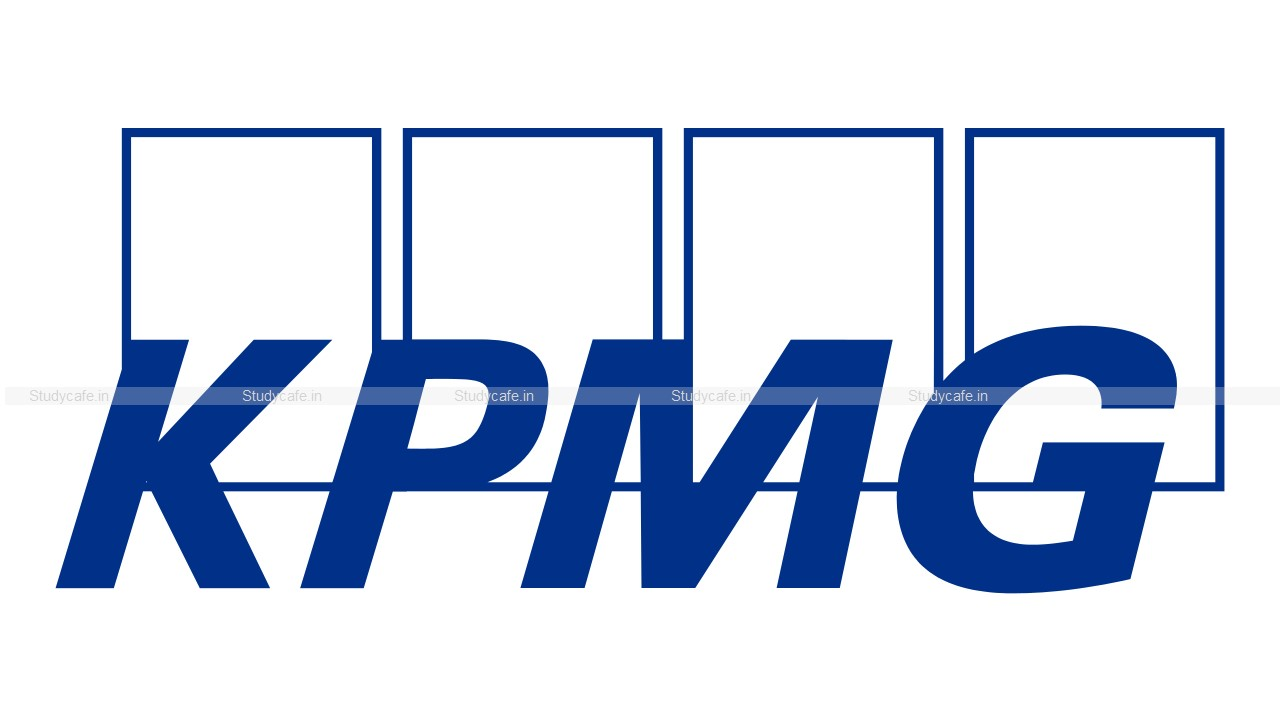 Job Opportunity at KPMG for Qualified CA/LLB for GST Compliance, Advisory & Litigation