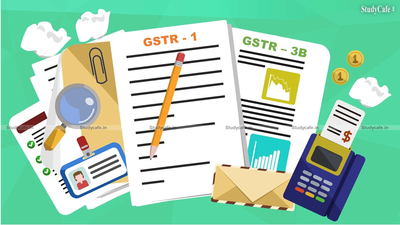 Key Action points to be considered before filing GSTR-1 & GSTR-3B of September 2021