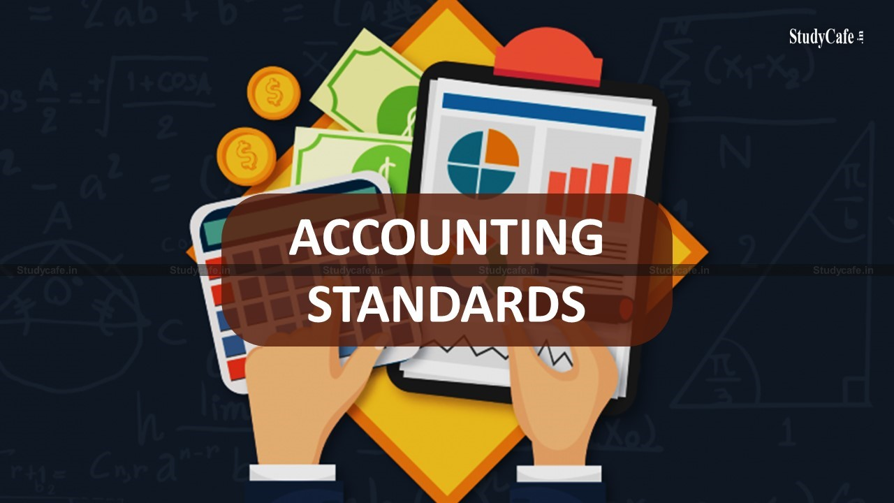 Regulatory Impact Assessment (RIA) for revision of existing Accounting Standards