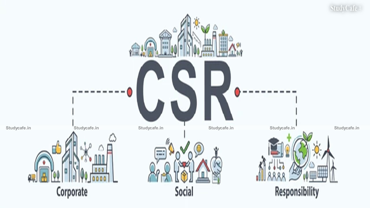 CSR expenses incurred to make donations to Trusts eligible for deduction