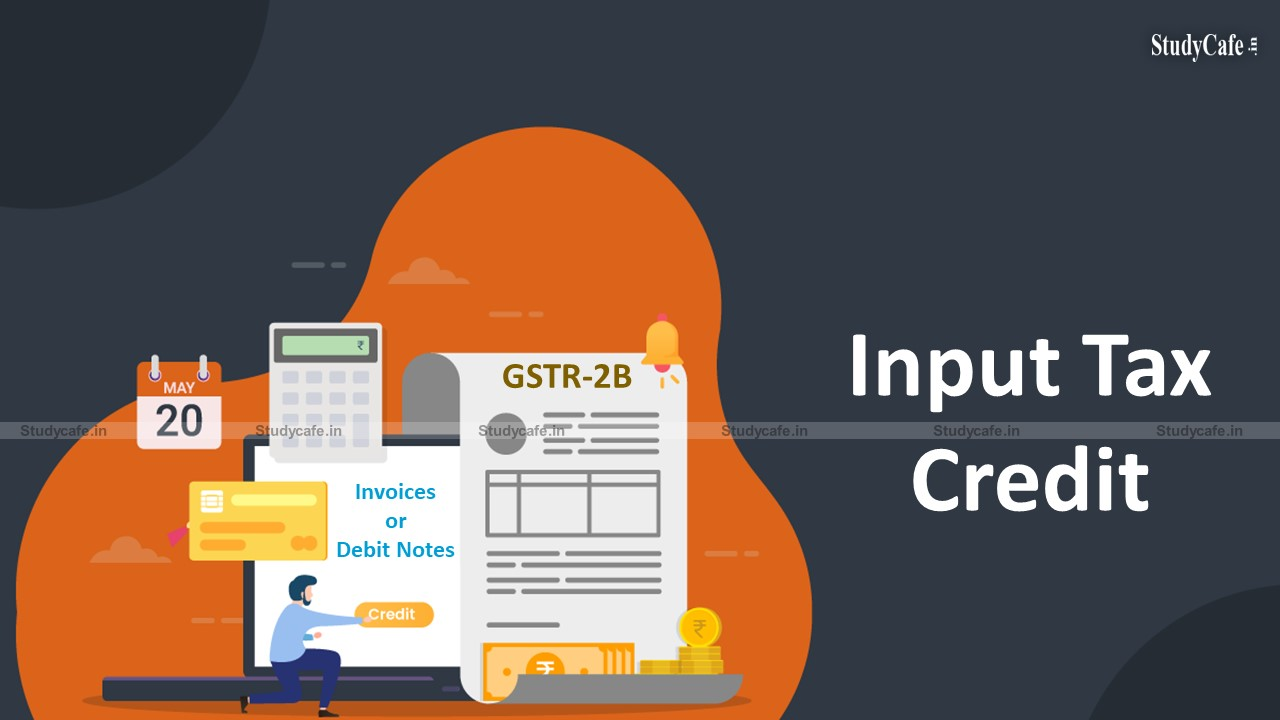 ITC to be restricted in respect of Invoices in GSTR-2B