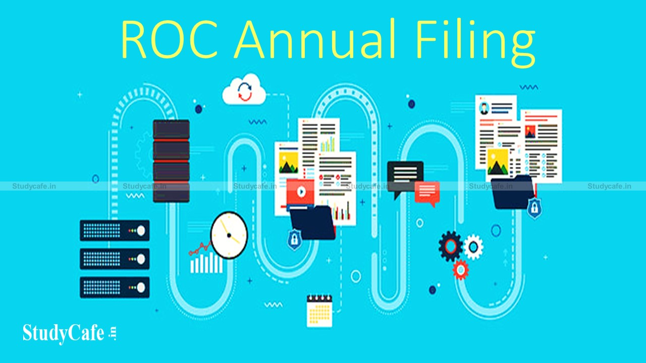 All about ROC Annual Filings
