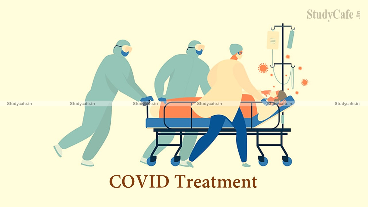 CBIC extends concessional rate benefit to specified drugs used in COVID treatment till December 31, 2021