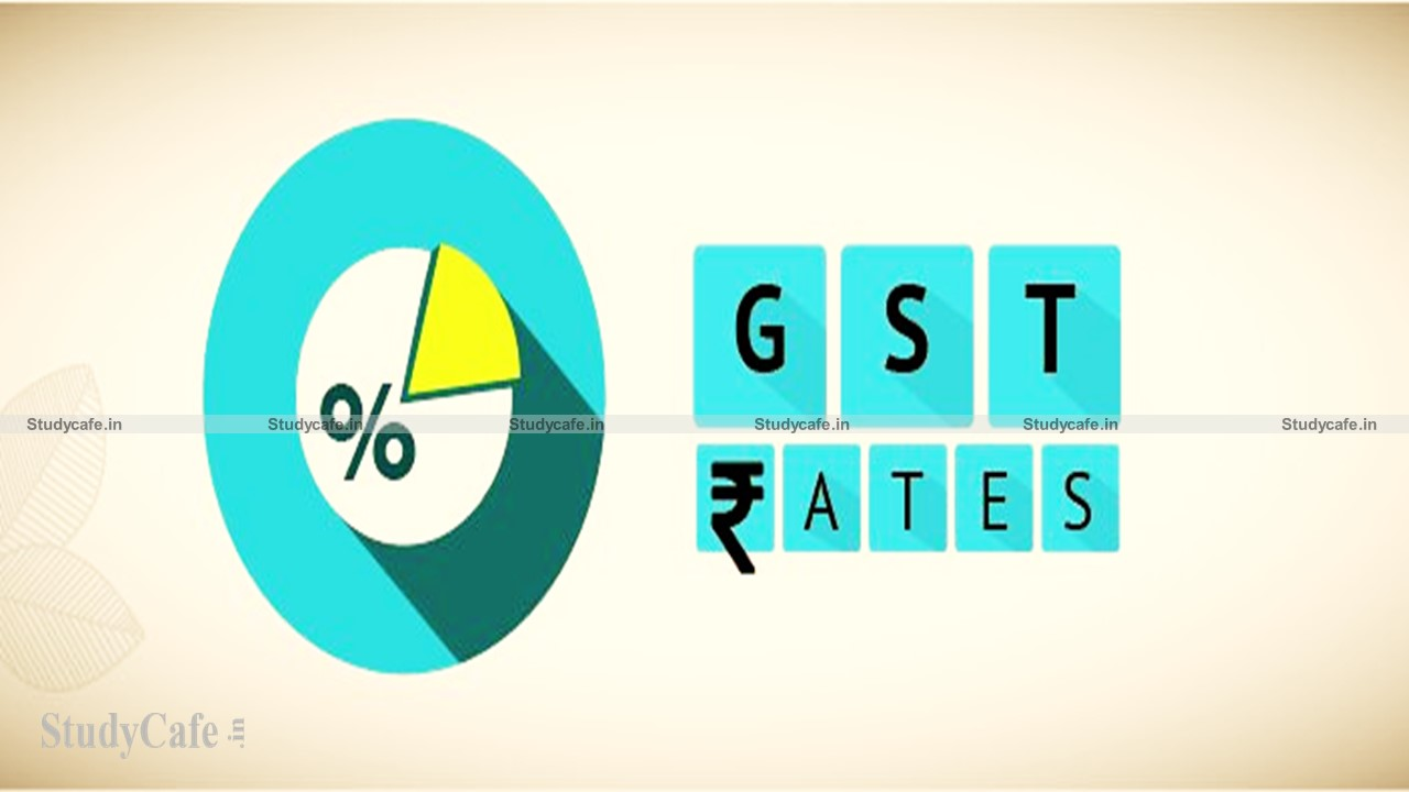CBIC issued Clarification regarding GST rates & classification of goods