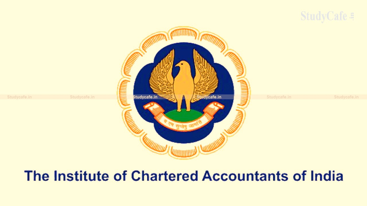 Chartered Accountants now have access to the ICAI's Multipurpose Empanelment Form 2021-22