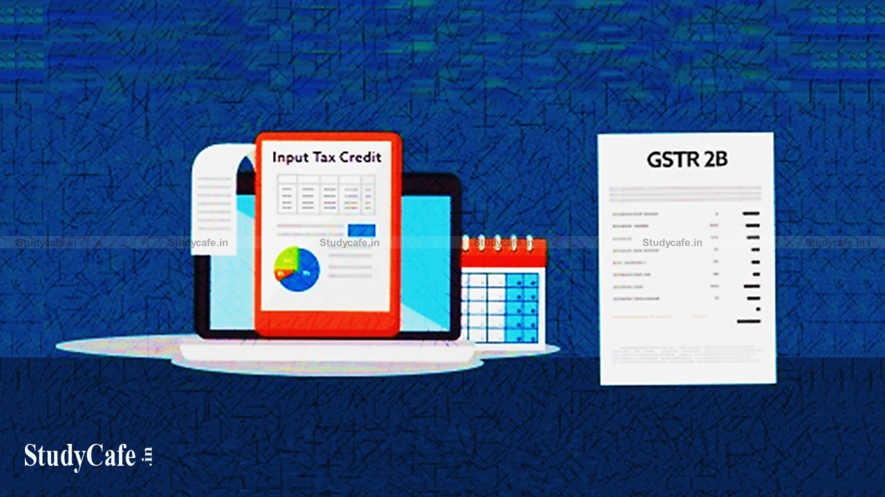 GSTN has issued FAQs relating to form GSTR-2B & clarified several issues related to GSTR-2B