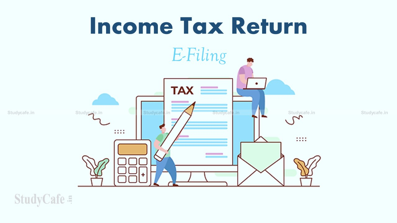 HOW TO PREPARE AND E-FILE YOUR INCOME TAX RETURN?