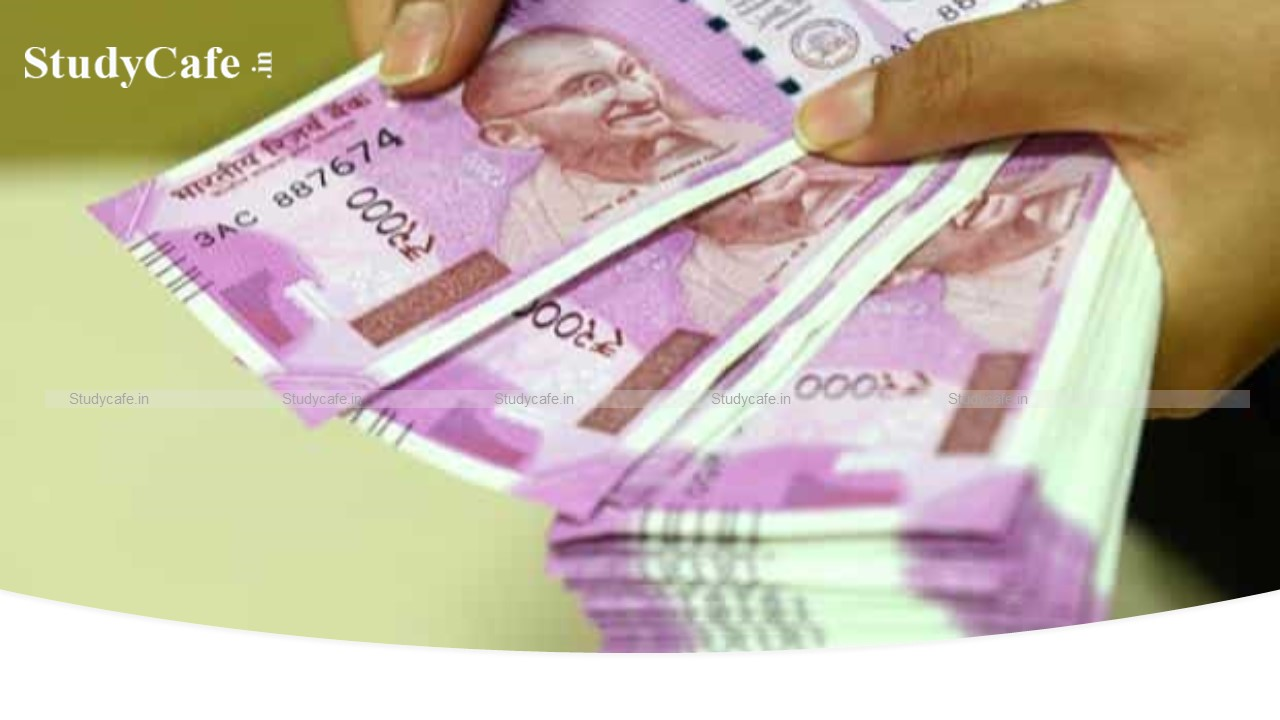 Central government employees Dearness Allowance hiked by 3%