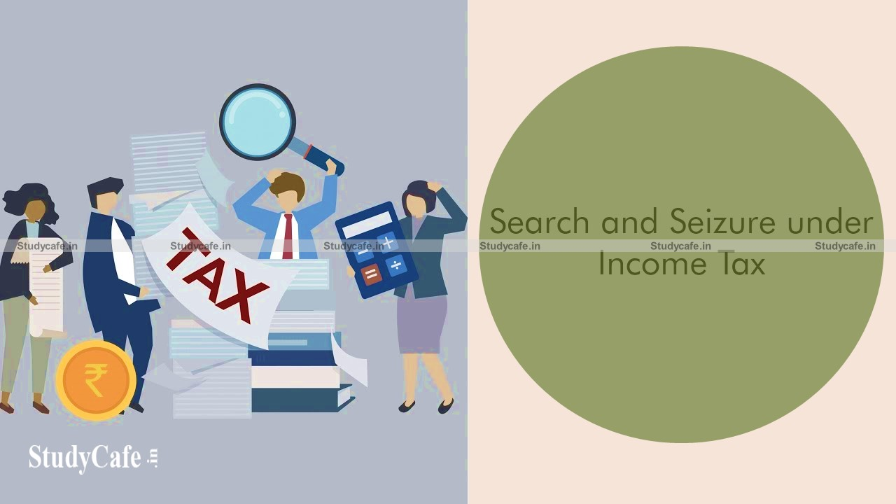 Income Tax Department conducts searches in Kanchipuram, Chennai and Vellore