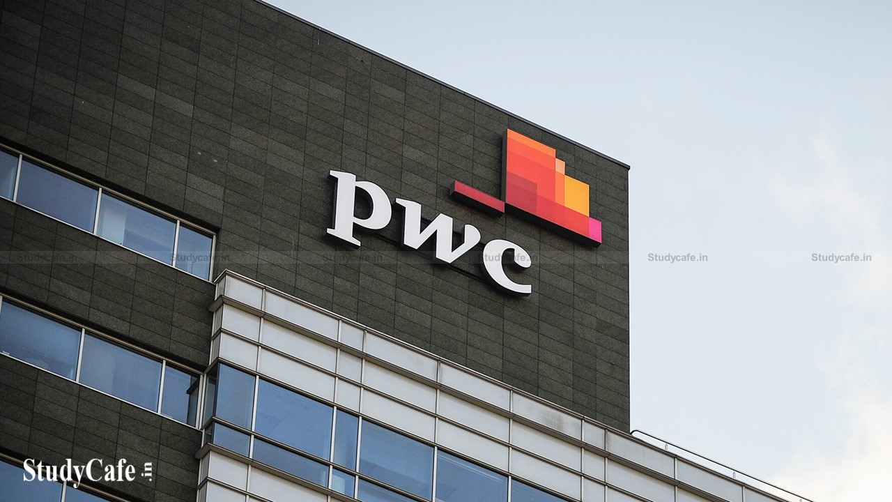 Job Opportunity for CA/CA Inter for the post of Corporate Finance(Advisor) At PWC