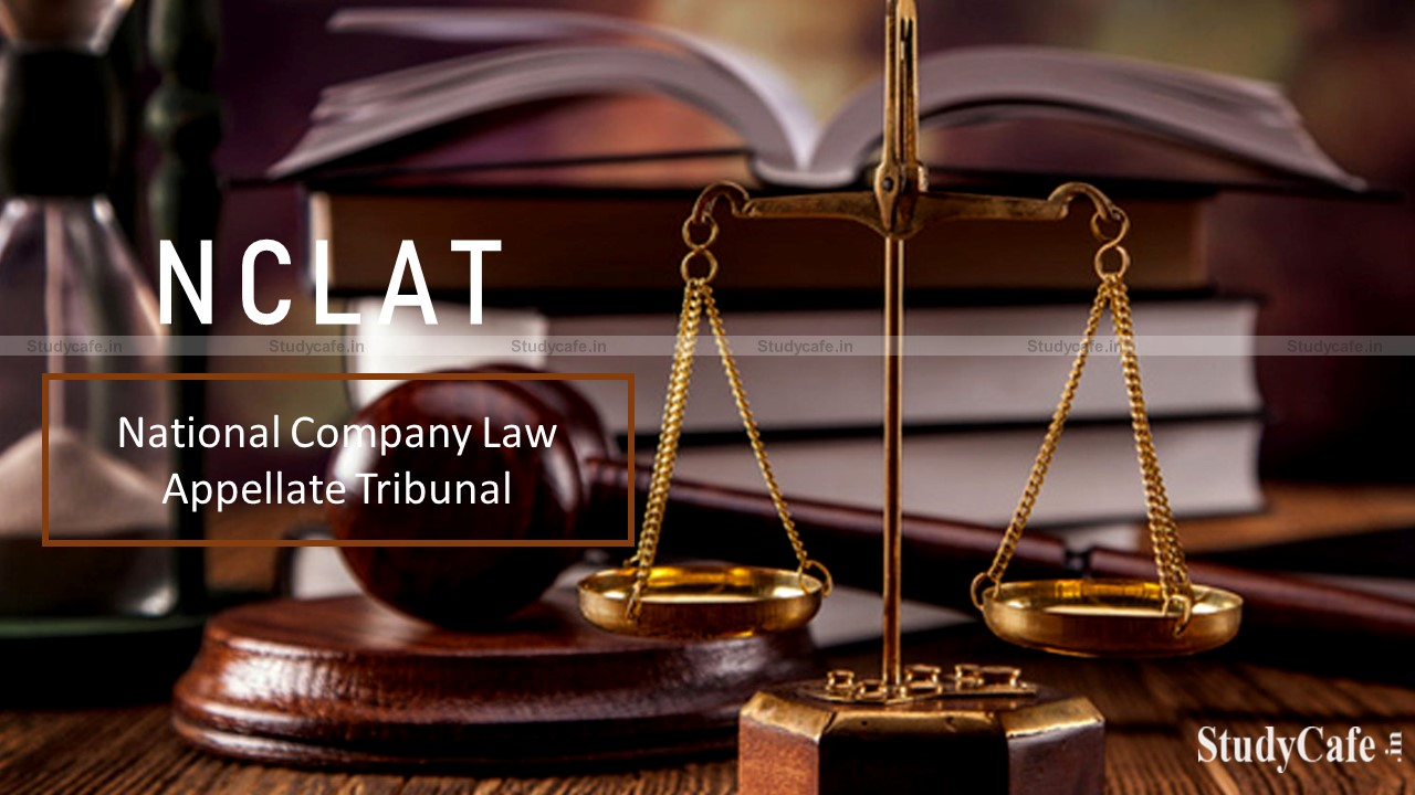 NCLAT: Revision of GST assessment is beyond the jurisdiction of RP, not sustainable in law
