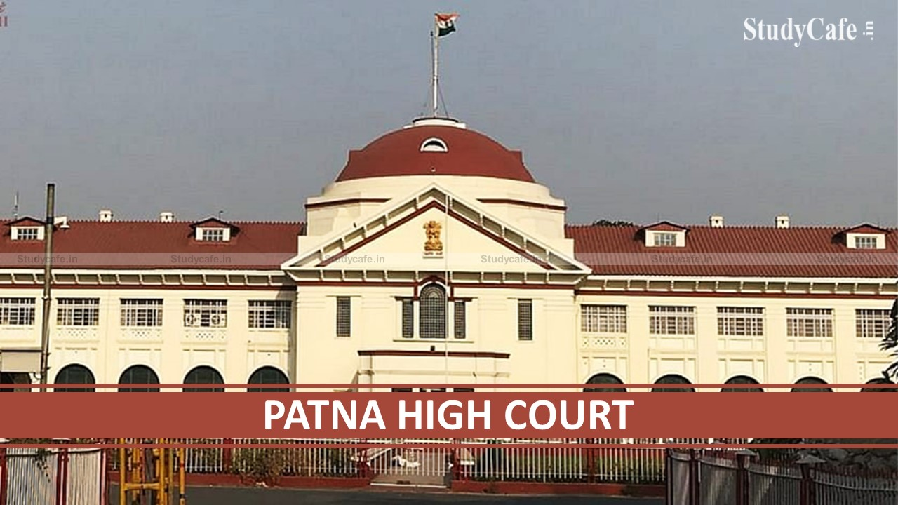 Patna High Court annulled the summary order in GST DRC-07 for violating natural justice principles