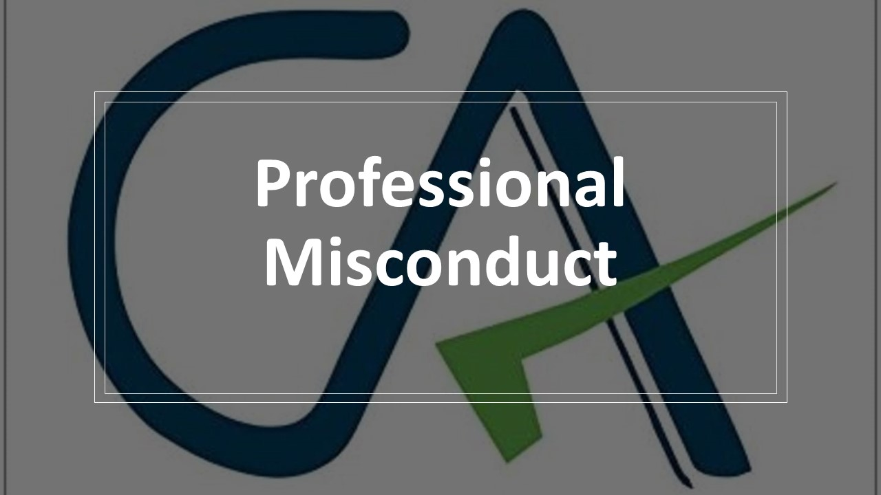 CA Accepted Audit appointment without communicating to previous auditor held guilty for Professional misconduct [Read Order]