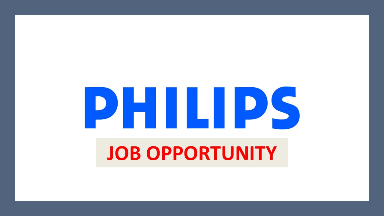 Job Opportunity for Chartered Accountant at PHILIPS
