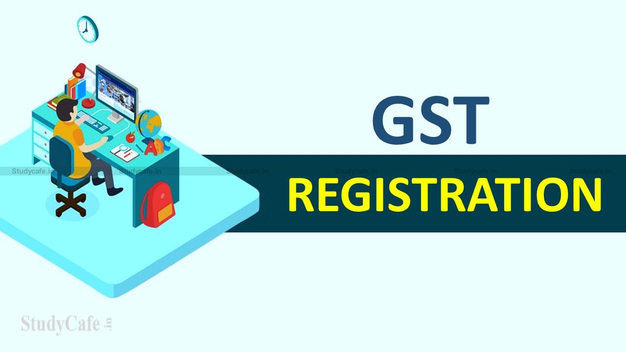 WHO NEEDS A GST REGISTRATION & MANDATORY DOCUMENTS FOR ONLINE GST REGISTRATION?